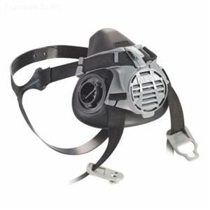 details of MSA 10102183 Advantage® 420 Half Mask Respirator, Elastic Headstrap