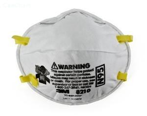 3M™ Particulate Respirator 8210的詳細資料