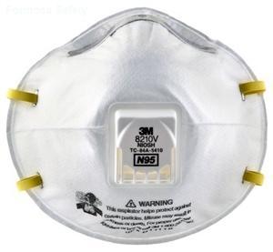 3M™ Particulate Respirator 8210V, N95的詳細資料