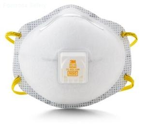 3M™ Particulate Respirator 8516, N95, with Nuisance Level Acid Gas Relief的詳細資料