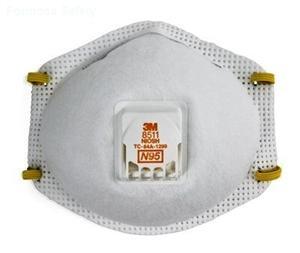 3M™ Particulate Respirator 8511, N95的詳細資料