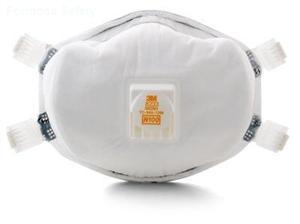 3M™ Particulate Respirator 8233, N100的詳細資料