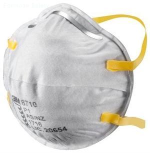 3M™ Cupped Particulate Respirator 8710, P1的詳細資料