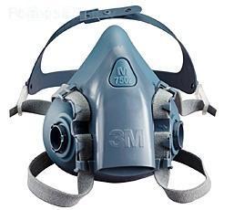 3M™ Half Facepiece Reusable Respirator 7502的詳細資料