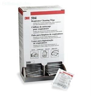 3M™ Respirator Cleaning Wipe 504的詳細資料