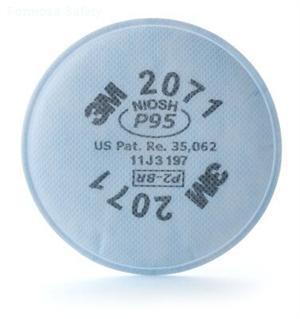 3M™ Particulate Filter 2071, P95的詳細資料