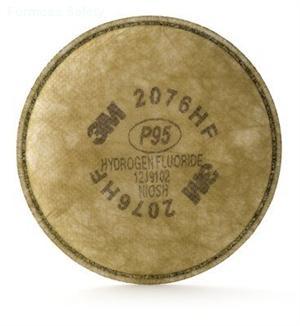 3M™ Particulate Cartridge 2076HF, Hydrogen Fluoride, P95的詳細資料