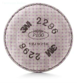 3M™ Advanced Particulate Filter 2296, P100, with Nuisance Level Acid Gas Relief的詳細資料