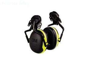 3M™ PELTOR™ Hard Hat Attached Electrically Insulated Earmuffs X4P5E的詳細資料
