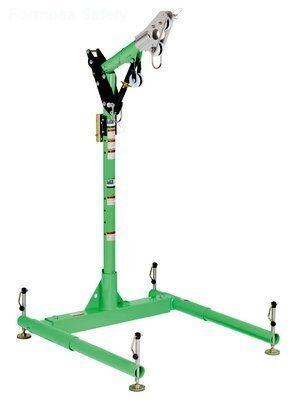 3M™ DBI-SALA® Confined Space 5-Piece Davit Hoist System 8518000的詳細資料