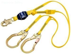 3M™ DBI-SALA® EZ-Stop™ 100% Tie-Off Shock Absorbing Lanyard 1246024的詳細資料