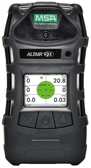 MSA ALTAIR® 5X Multigas Detector的詳細資料