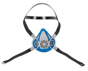 MSA-815692 Advantage® 200 LS Half-Mask Respirator with 2 Piece Neckstrap, Medium